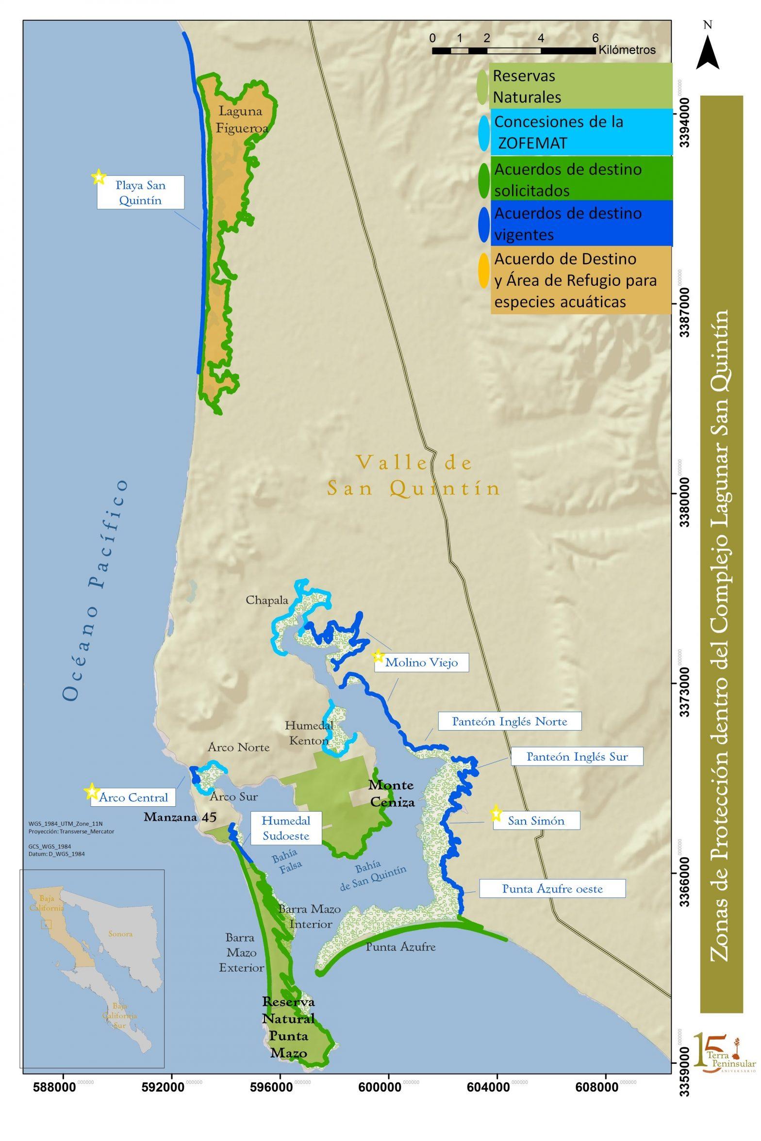 Destination Agreements 2016 in San Quintín Bay