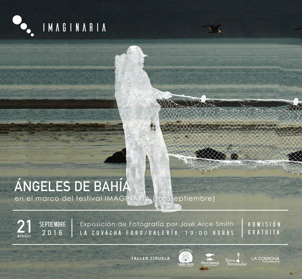 Ángeles de Bahía en Festival Imaginaria 2016 | Terra Peninsular