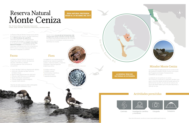Reserva Natural Monte Ceniza, Baja California