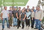 Miembros del programa Waterkeeper en Baja California.