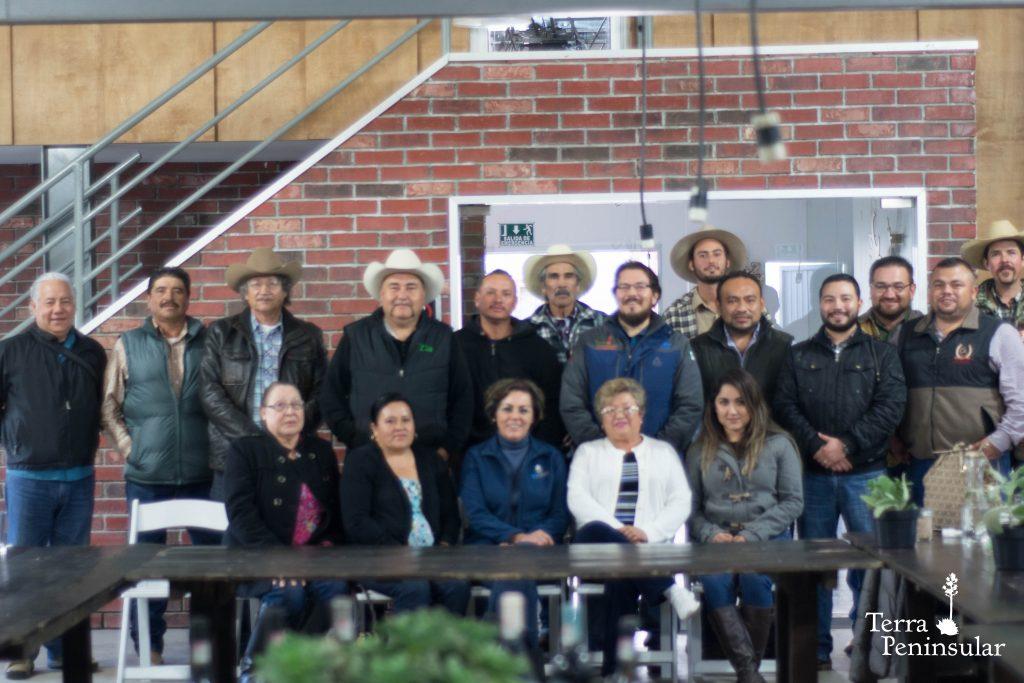Primer encuentro de ganaderos de San Pedro Mártir 2017