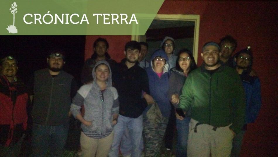 Proyecto de reptiles en San Quintín, Baja California