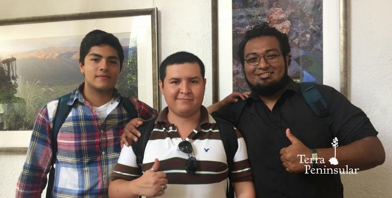Les damos la bienvenida a estudiantes de la UNAM