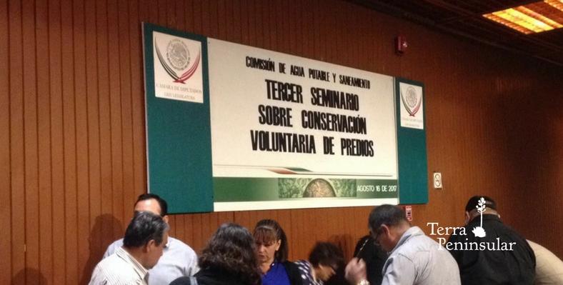 Terra Peninsular participa en seminario de conservación voluntaria