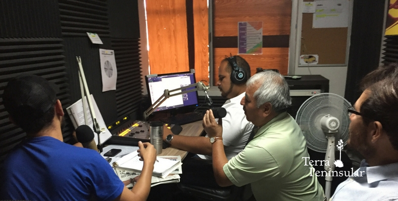 Entrevista en Radiorama Ensenada Informa