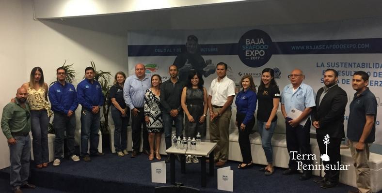 Baja Seafood Expo 2017