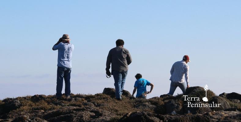 Estudiantes de la UNAM en la Reserva Natural Punta Mazo