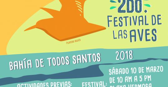 Festival de Aves Ensenada 2018