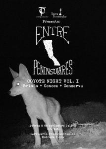 Entre Peninsulares Coyote Night Fest