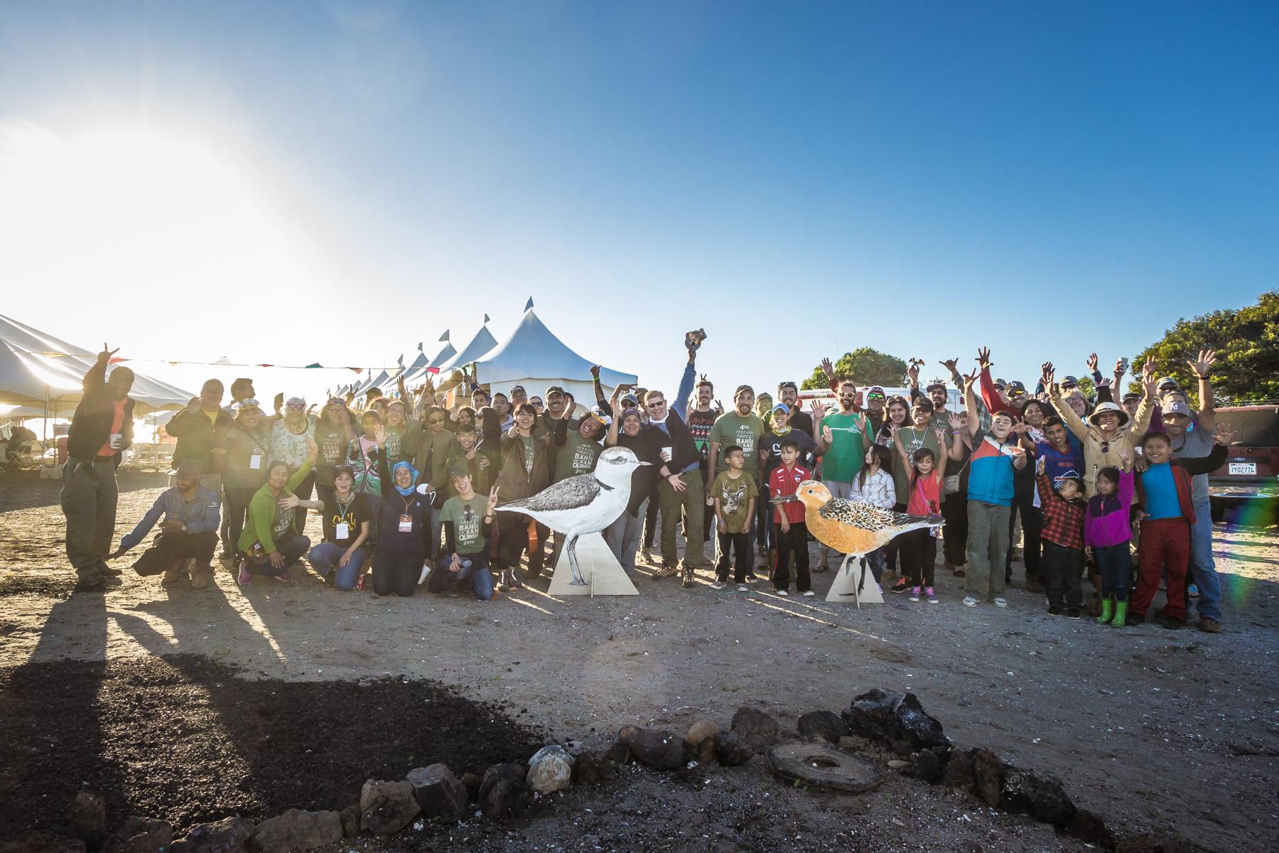 4to. Festival de las Aves Bahía de San Quintín