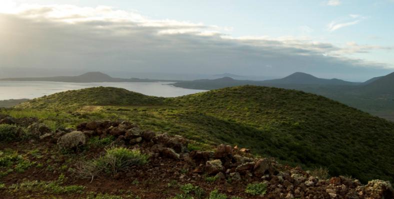 Reserva Natural Monte Ceniza. Foto Laura Tamayo