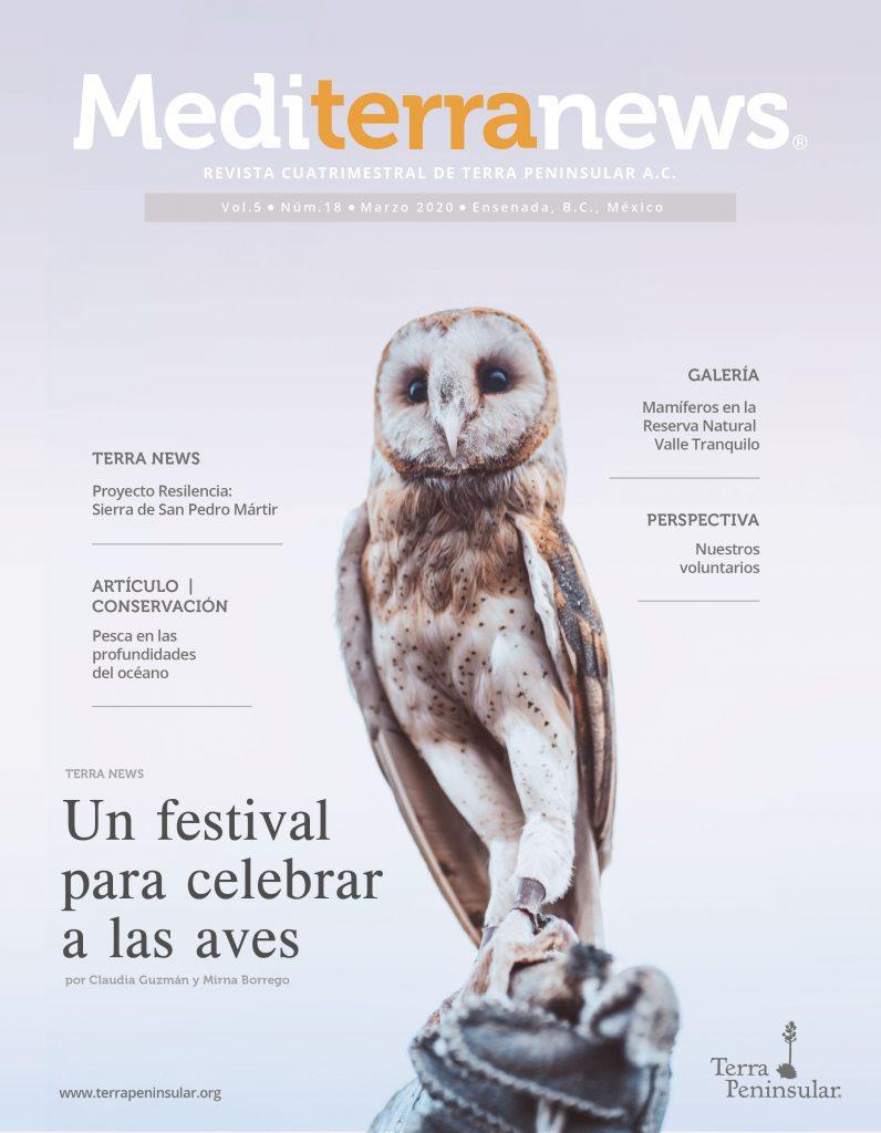 ¡La nueva edición ya está aquí! Te invitamos a leer el número 18 de la revista Mediterranews de Terra Peninsular A.C. Disponible para descargar en PDF.