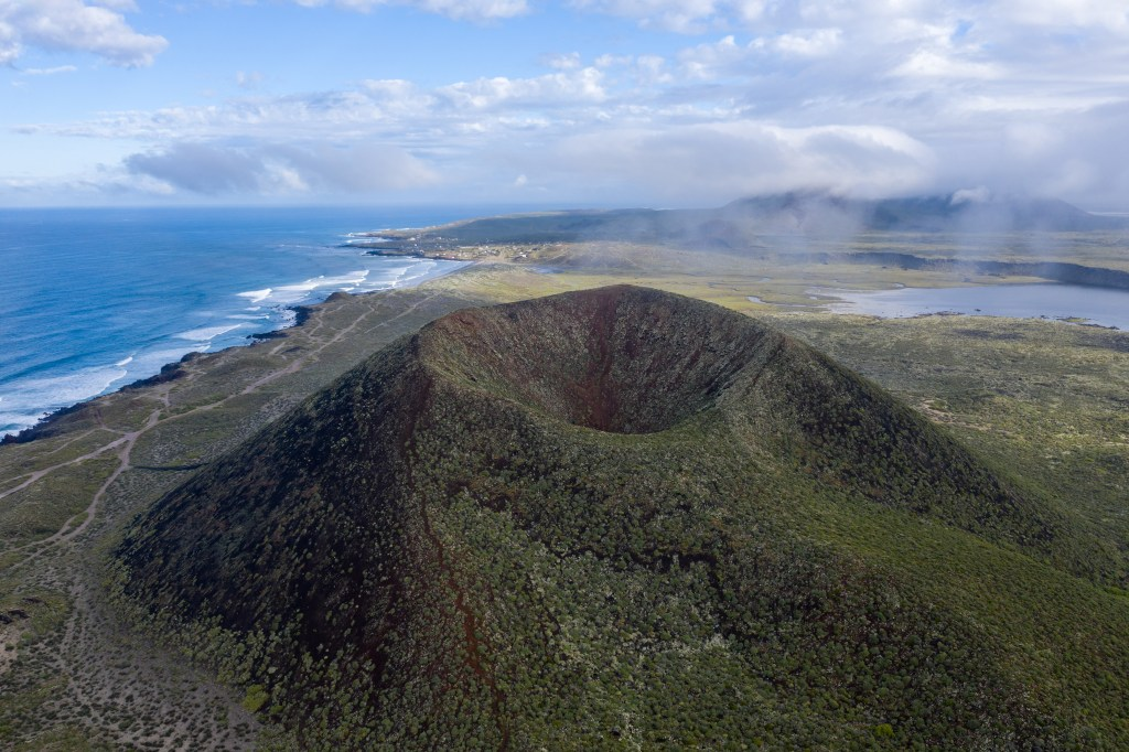 Volcán Sudoeste
