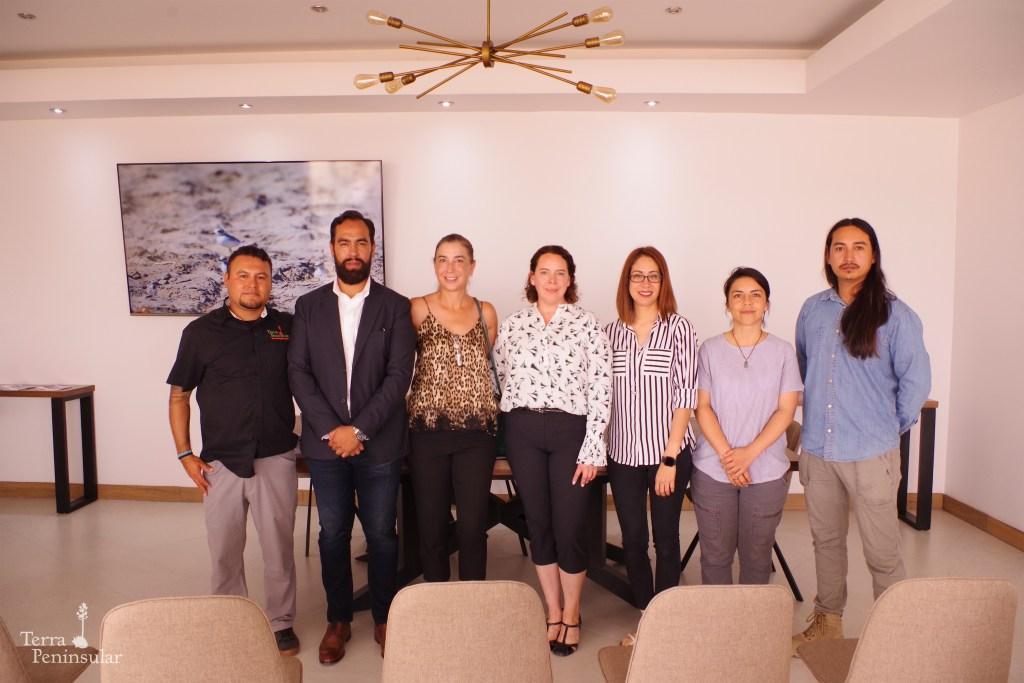 Reunión para presentar resultados de la campaña en 2019 en Pacífica at Ensenada Bay